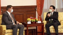 US, Taiwan Work to Move Supply Chain out of China