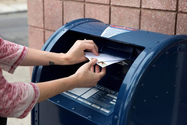 mail in votes