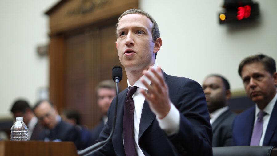 Watchdog: Facebook CEO Influenced Election