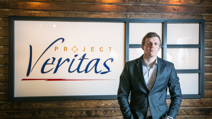 James O'Keefe Sues Twitter for Defamation