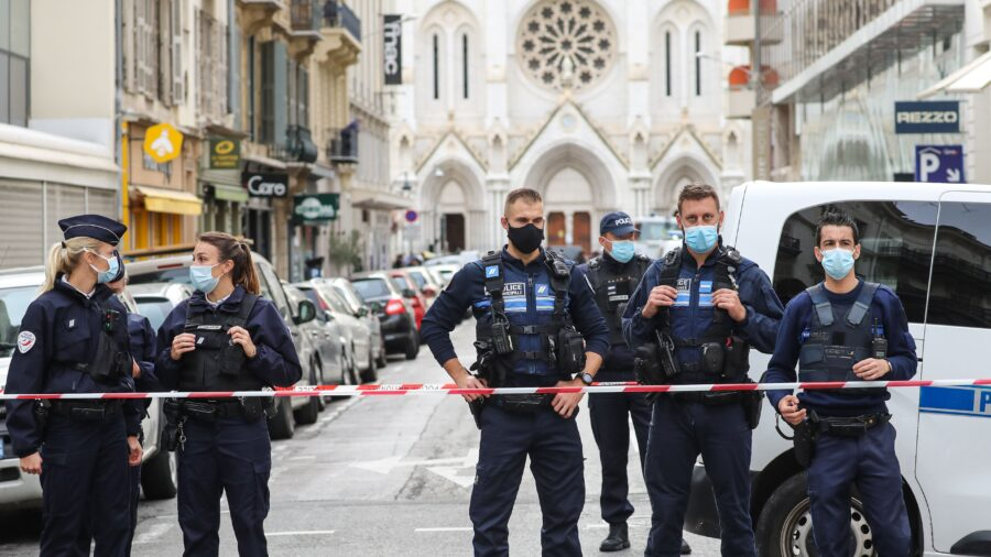 France Church Attacker Identified as 21-Year-Old Tunisian