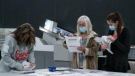 Thousands in Georgia Used False Address: Researcher