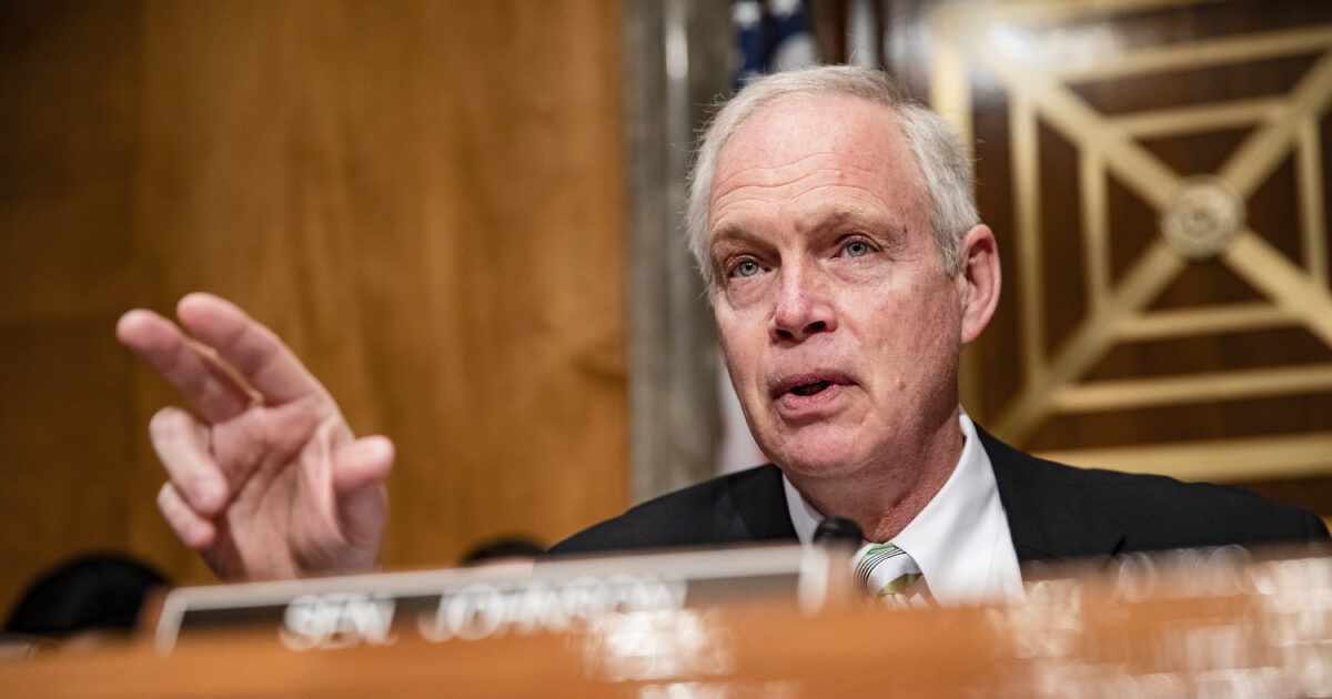 Chairman Ron Johnson