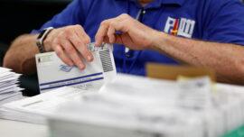 Pennsylvania Republicans Sue to Block Election Certification