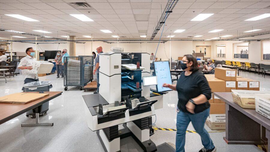 Maricopa County Disputes Audit Subpeonas, Tells Senators to Pick Location Outside Tabulation Center
