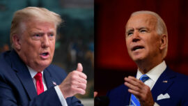 Trump Reveals What He Wrote to Biden in White House Note