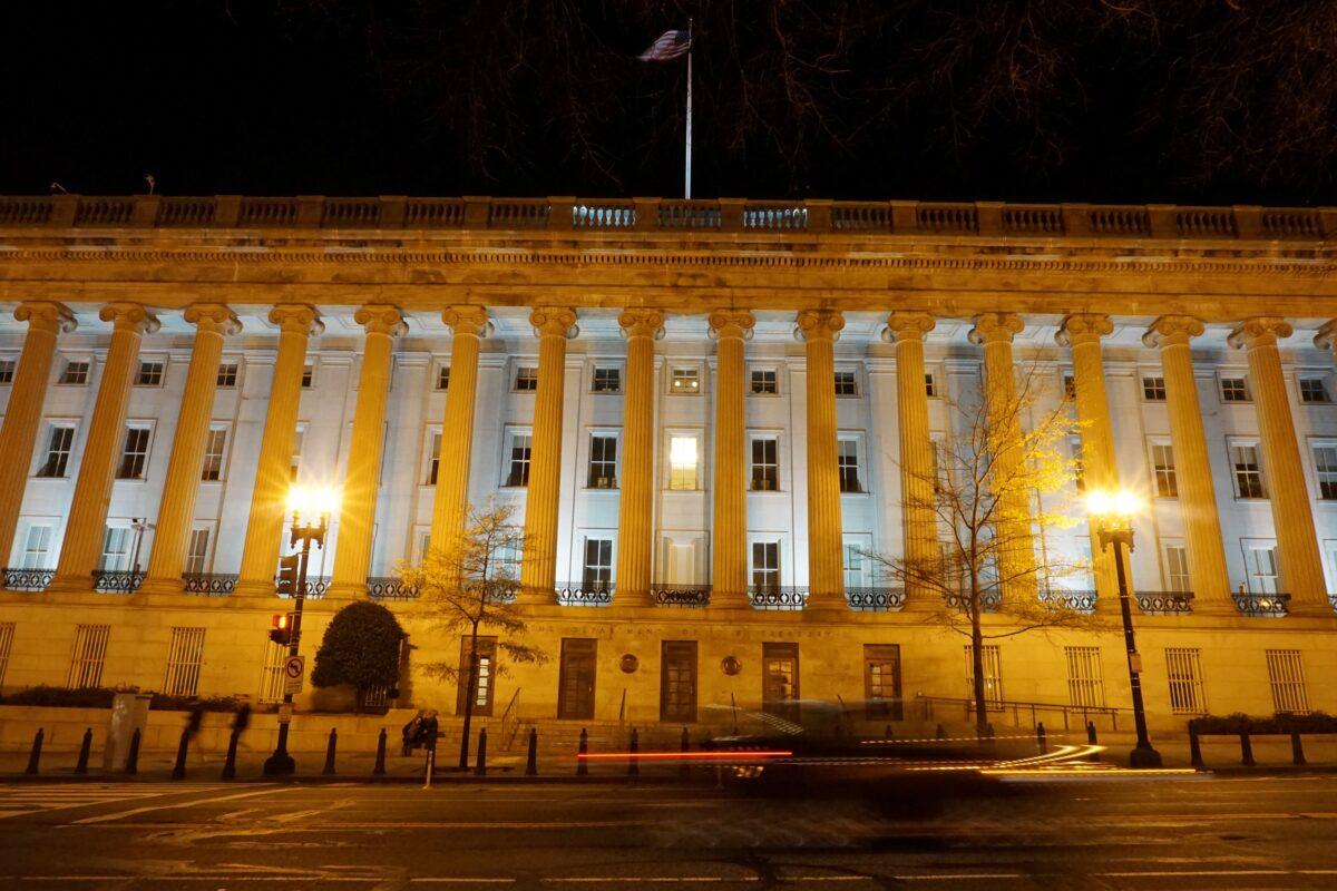 treasury-department