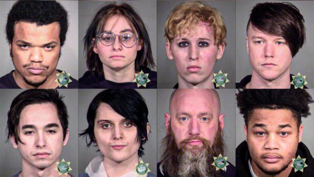 Eight-arrests