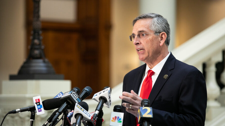 Raffensperger Calls for Fulton County to 'Clean House' or Face State Takeover