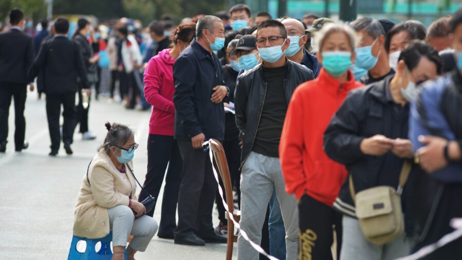 Deception and Suppression: A Year of Beijing's Virus Coverup