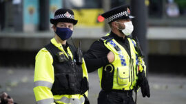UK Police Break up Lockdown-Flouting Wedding With 400 Guests