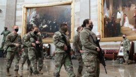 DOD, FBI Vetting National Guard Members in DC: Pentagon Chief