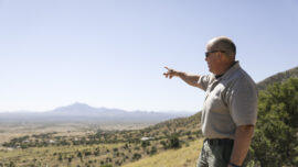 Arizona Sheriff Sees Fivefold Increase in Illegal Border Crossings