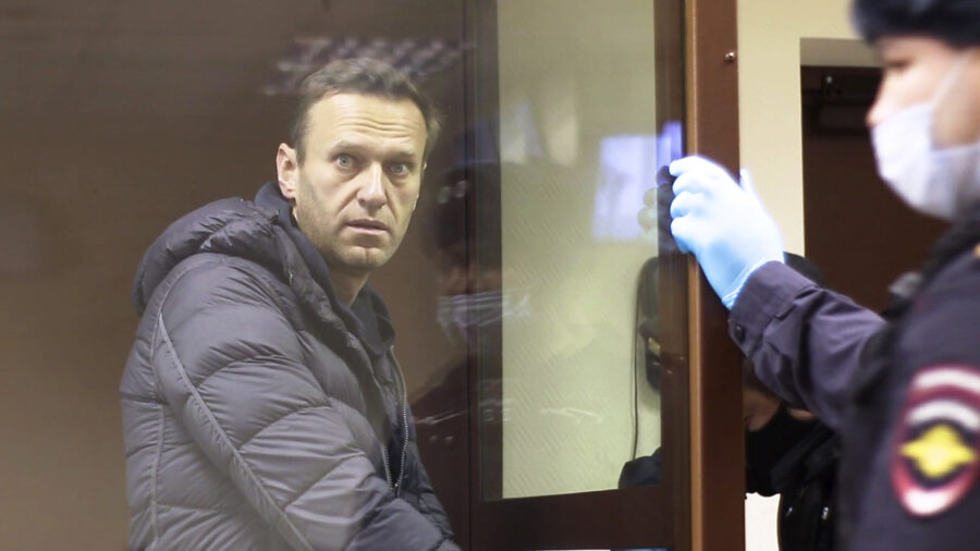 Russia Expels Western Diplomats Over Navalny Rally