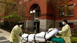 DOJ Won't Investigate Governors Accused Over Nursing Home Deaths
