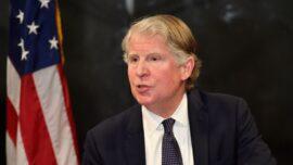 Manhattan DA Leading Trump Investigation Announces Intention to Leave Office