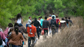 Majority of Families Crossing Border Are Released Into United States