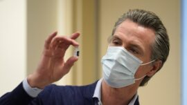 California Union Opposes Newsom's Vaccine Order