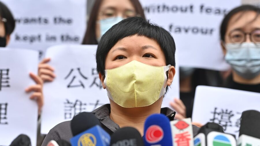 Hong Kong Journalist Improperly Accessed Public Records, Court Rules