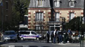 French Authorities Detain 5 Amid Terrorism Investigation of Deadly Police Station Attack