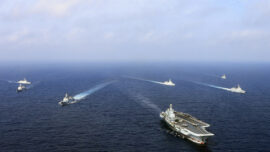 Russia and China Launch Joint Naval Drill