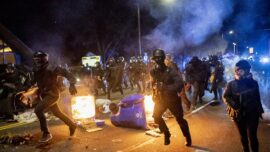 Minneapolis Police Arrest at Least 60 After Days of Unrest