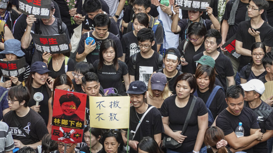 US Offers Temporary 'Safe Haven' to Hongkongers Amid Beijing Suppression
