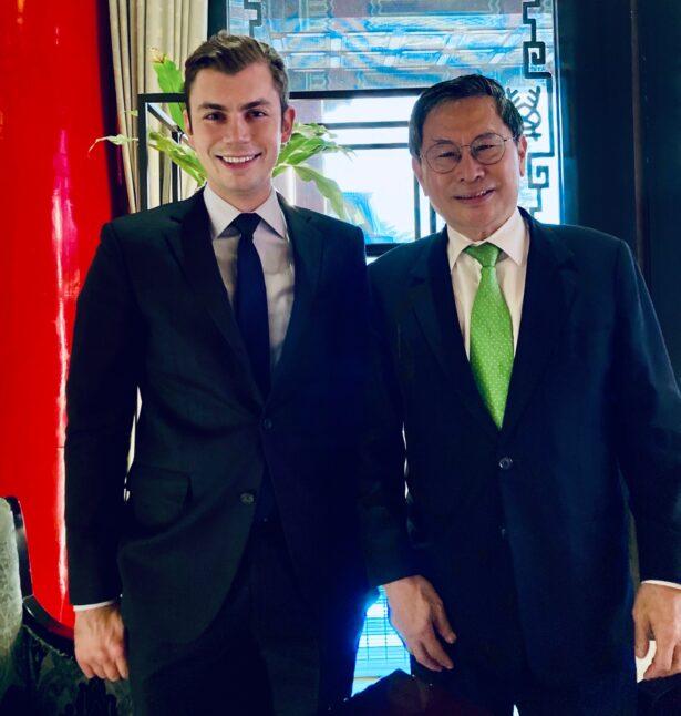Dr. Twu in Taipei