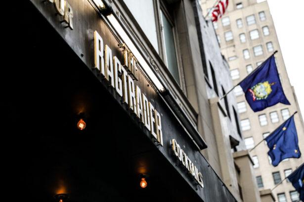 The Ragtrader & Bo Peep Cocktail and Highball Store
