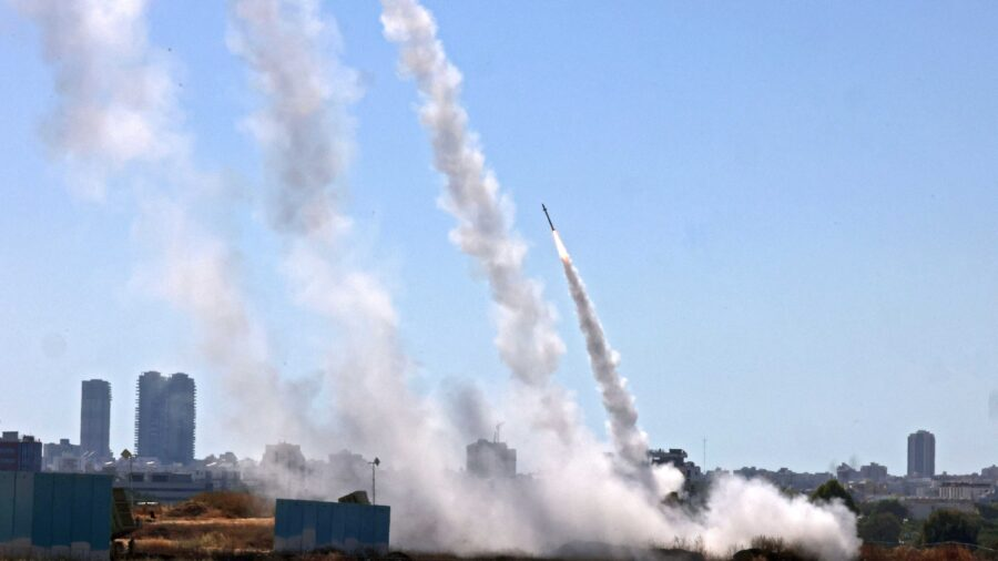 Israel Bombs Weapon Manufacturing Site in Gaza After Arson Attacks