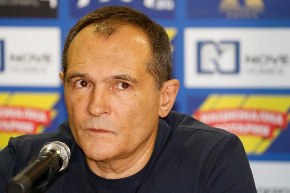 Bulgarian bussinesman Vasil Bozhkov