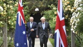 Australia, Britain Reach Free Trade Deal to Cut Many Tariffs