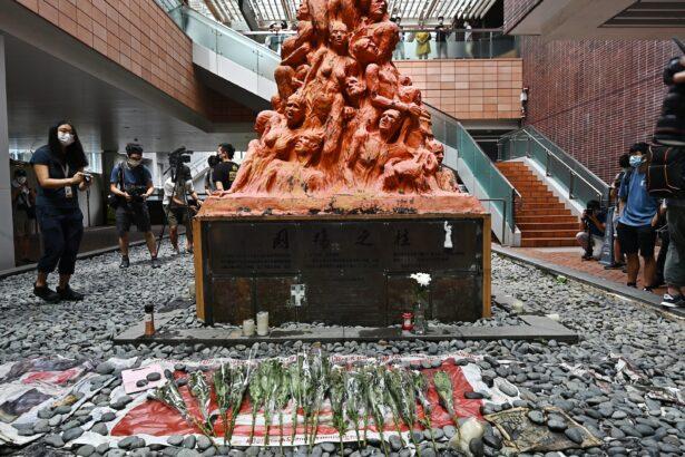 Shame in Hong Kong