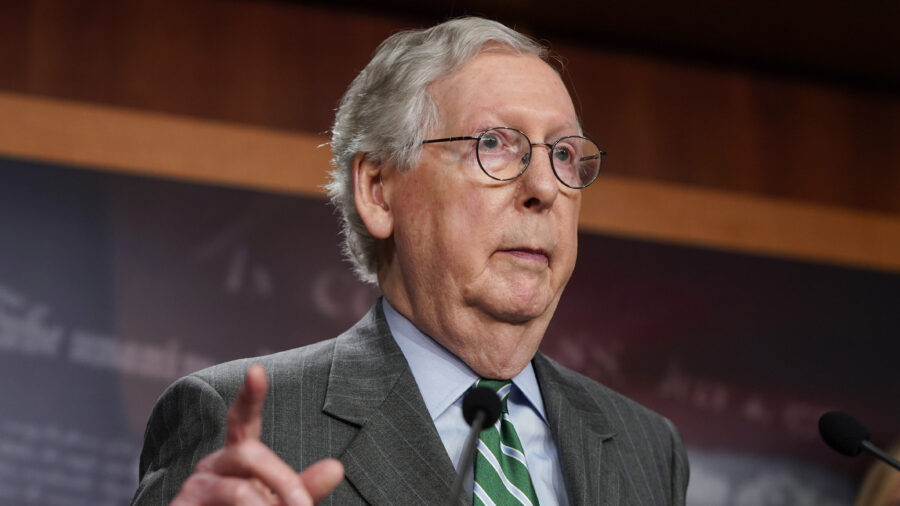 McConnell Warns of What 'We Went Through Last Year' If More People Don't Get COVID-19 Vaccines