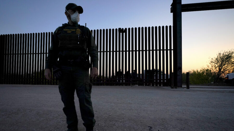 Illegal Border Crossings Continue to Spike, as Do COVID-19 Cases