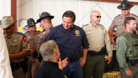 DeSantis Looking for Ways Florida Can Help Deter Illegal Immigration