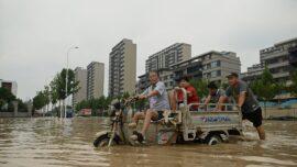 15 Million People Suffer in Flood-Stricken Henan Province