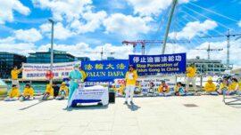 Falun Gong Persecution: Europe Marks 22 Years