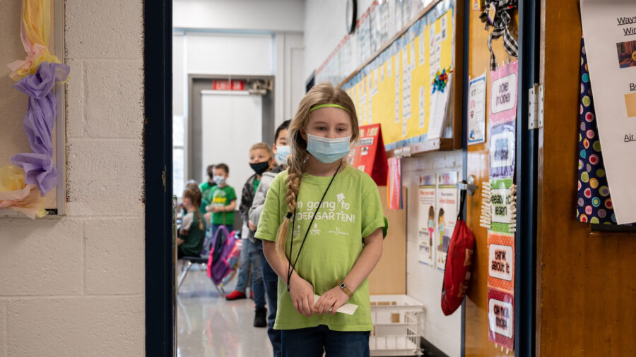 Author of Retracted Study on Harm of Mask-Wearing by Children Says Removal Was 'Political'