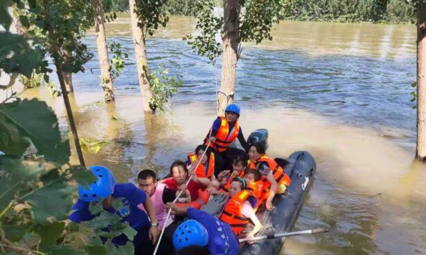 henan flood