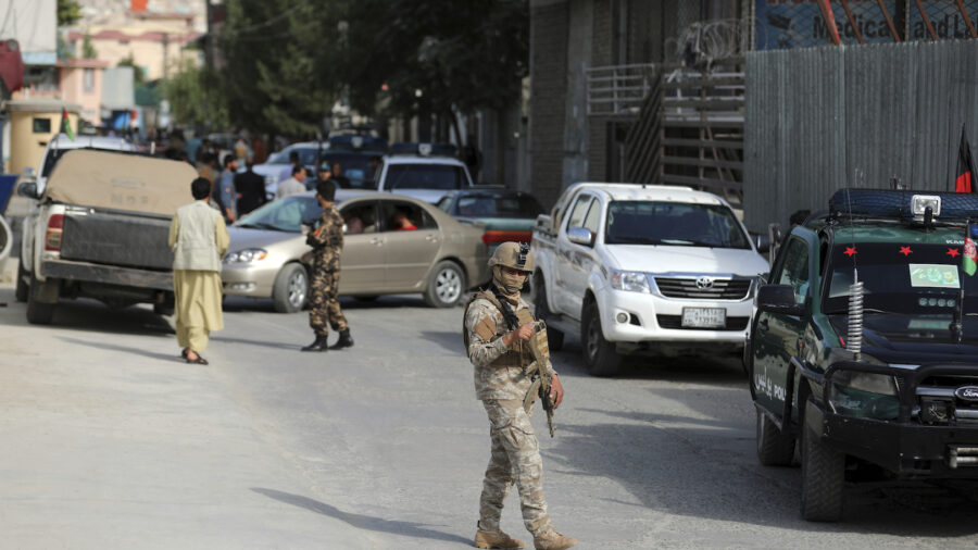 Taliban Seizes 6th Provincial Capital in Afghanistan, Government Retreats 'Without Fighting'