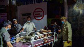 Kabul Airport Hit by Terrorist Attack
