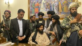 World Leaders Respond to Taliban Takeover