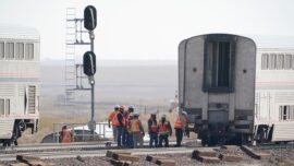 Montana Rescuers Praised in Amtrak Derailment