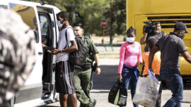 DHS Secretary: As Many as 12,000 Illegal Haitian Immigrants Released Into the US in Recent Days