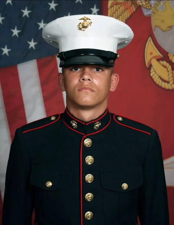 Marine Corps Lance Cpl. Kareem M. Nikoui.