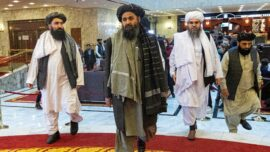 Taliban Declare Ban on Slogans, Protests That Don't Have Their Approval