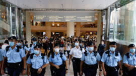 US Decries 'Politically Motivated Prosecutions' in Hong Kong